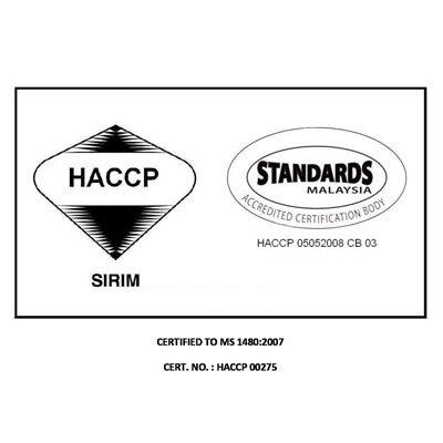 SIRIM HACCP